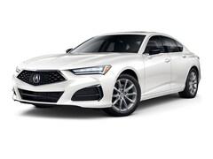 New 2021 Acura TLX Base Sedan Buffalo