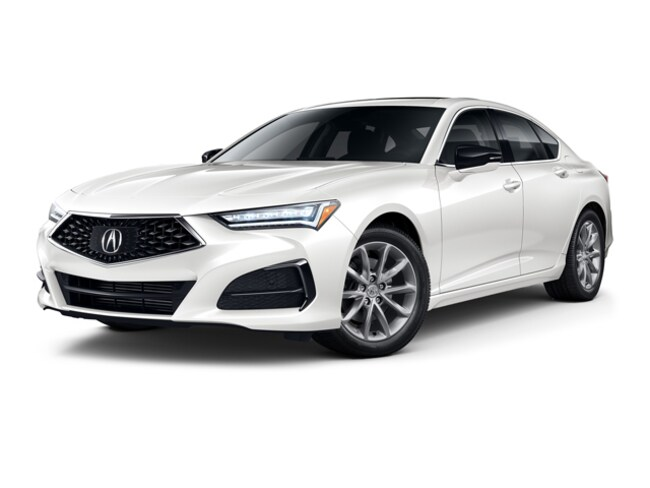 New 2021 Acura TLX Base Sedan in Ardmore PA