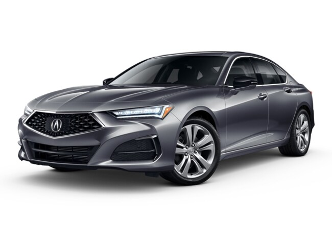 New 2021 Acura TLX SH-AWD with Technology Package Sedan Tustin