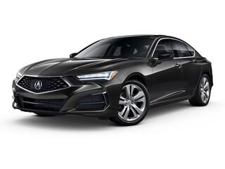 2021 Acura TLX Technology Package Sedan