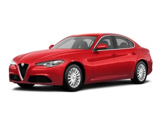 New 2021 Alfa Romeo Giulia SPRINT AWD Sedan for sale or lease in St. Louis Park, MN