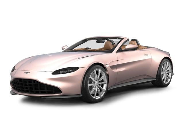 2021 Aston Martin Vantage Convertible Digital Showroom Aston Martin Chicago