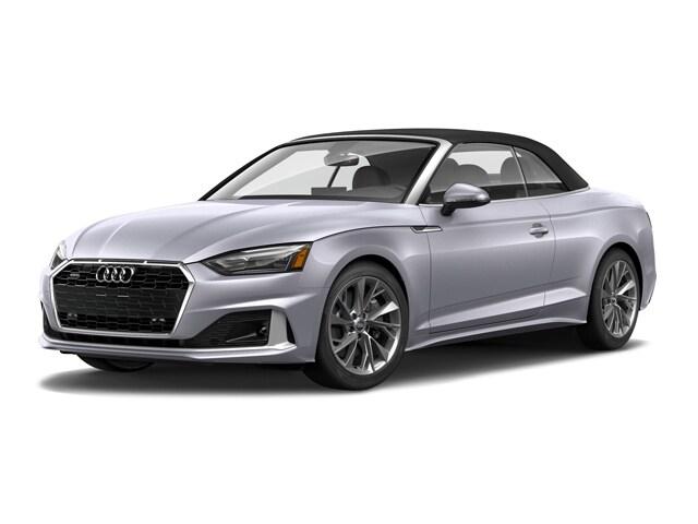 2021 Audi A5 Cabriolet Premium Convertible