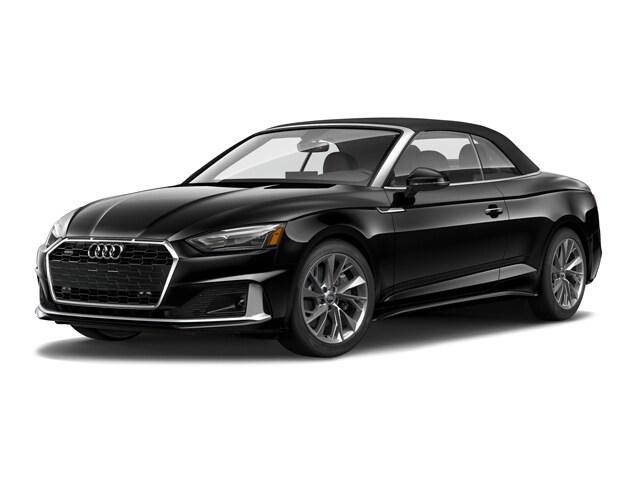 New 2021 Audi A5 45 Premium Plus Cabriolet in Westwood, MA
