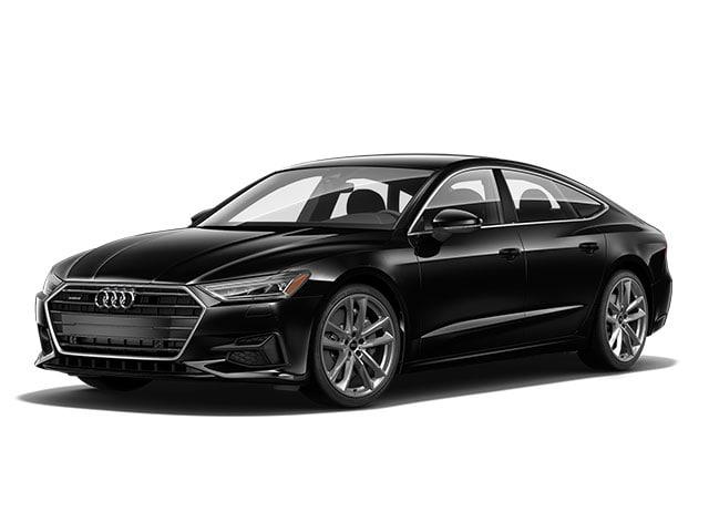 2021 Audi A7 Sportback Digital Showroom | Audi Dominion