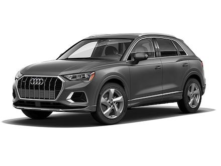 New 2021 Audi Q3 45 S line Premium SUV near Atlanta, GA