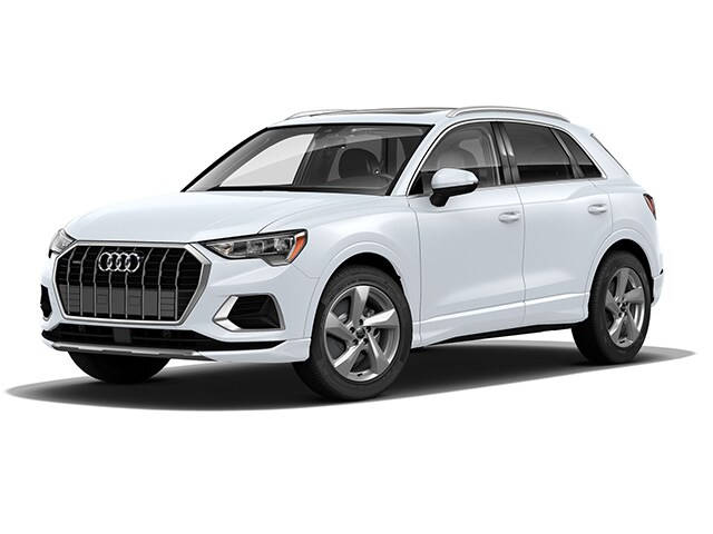 New 2021 Audi Q3 45 S line Premium Plus SUV for sale in Mendham, NJ