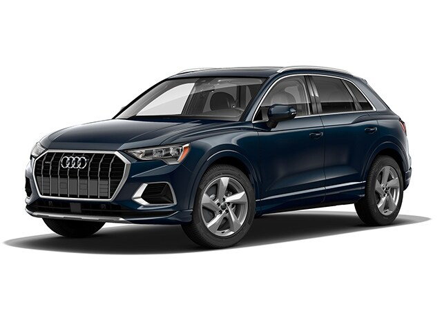 New 2021 Audi Q3 45 S line Premium SUV in Cary, NC near Raleigh