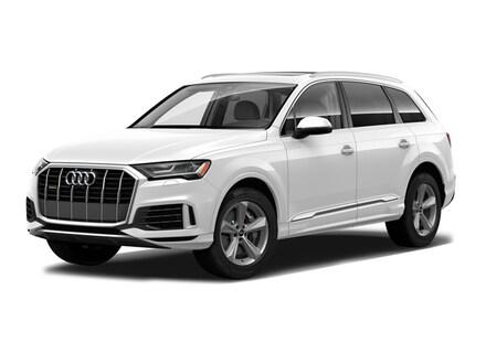 New 2021 Audi Q7 45 Premium SUV near Atlanta, GA