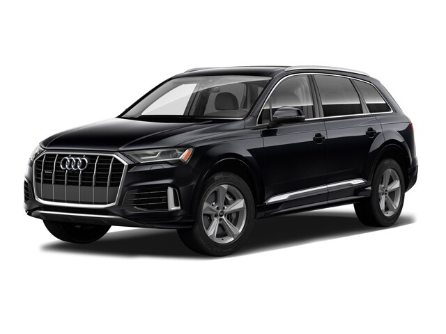 New 2021 Audi Q7 45 Premium SUV WA1AJAF75MD029210 for sale in Sanford, FL near Orlando