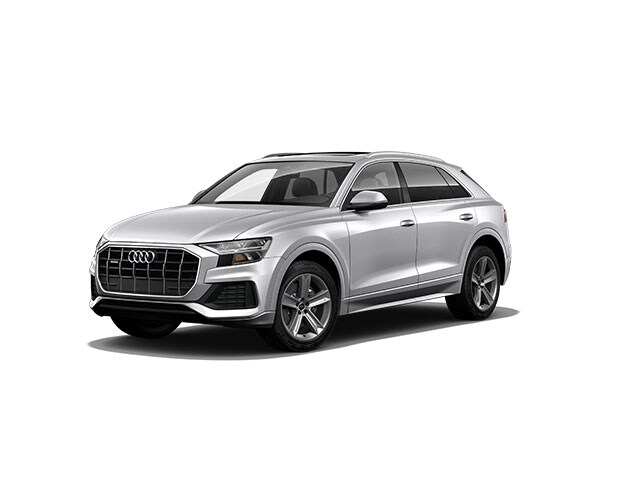 New 2021 Audi Q8 55 Premium SUV For Sale in Costa Mesa, CA