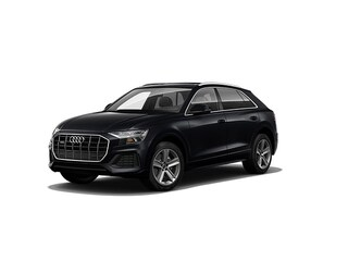 New 2021 Audi Q8 55 Premium SUV in Los Angeles, CA