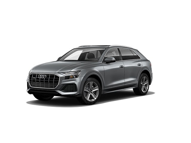 New 2021 Audi Q8 55 Premium Plus SUV for sale in Erie PA