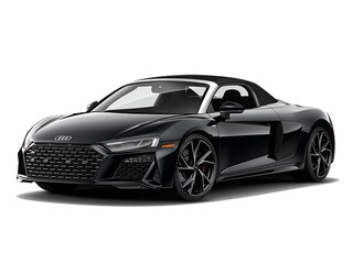 New 2021 Audi R8 Spyder for sale in Irondale