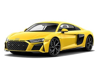 2021 Audi R8 Coupe Vegas Yellow