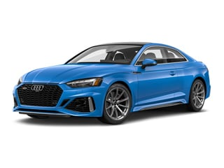 2021 Audi RS 5 Coupe Turbo Blue