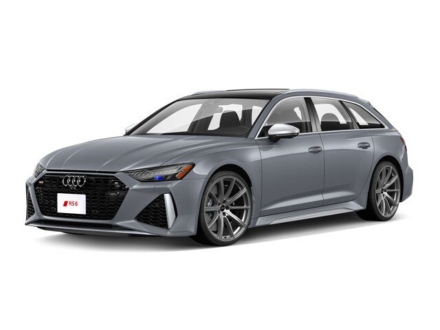 New 2021 Audi RS 6 Avant 4.0T Wagon in East Hartford
