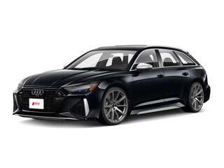 New 2021 Audi RS 6 Avant 4.0T Wagon