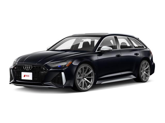 New 2021 Audi RS 6 Avant 4.0T Wagon Oxnard, CA