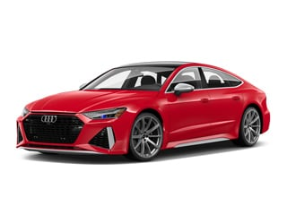2021 Audi RS 7 Sportback Tango Red Metallic