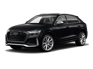 2021 Audi RS Q8 SUV Orca Black Metallic
