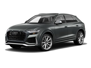New 2021 Audi RS Q8 4.0T SUV for sale in Calabasas