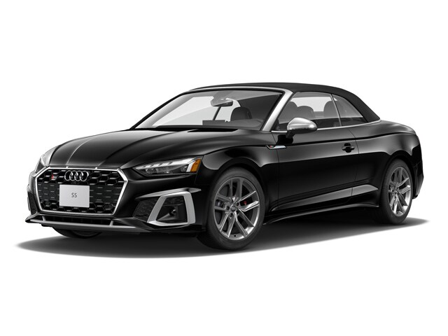 2021 Audi S5 3.0T Premium Plus Convertible