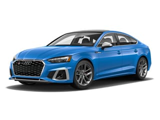 2021 Audi S5 Sportback Turbo Blue
