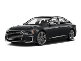 2021 Audi S6 Sedan Vesuvius Gray Metallic