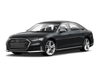 2021 Audi S8 Sedan Vesuvius Gray Metallic