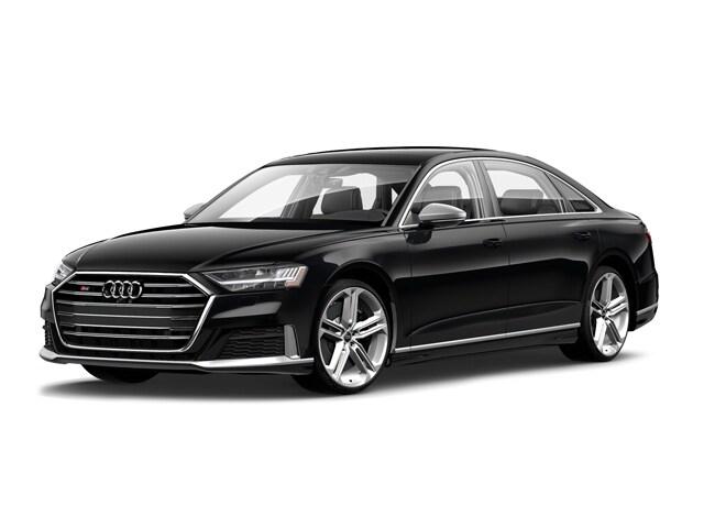 New 2021 Audi S8 4.0T Sedan for sale in Houston