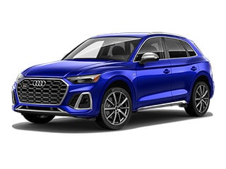 2021 Audi SQ5 SUV Ultra Blue Metallic