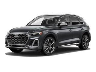 New 2021 Audi SQ5 3.0T Premium Plus SUV
