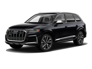 2021 Audi SQ7 SUV Orca Black Metallic