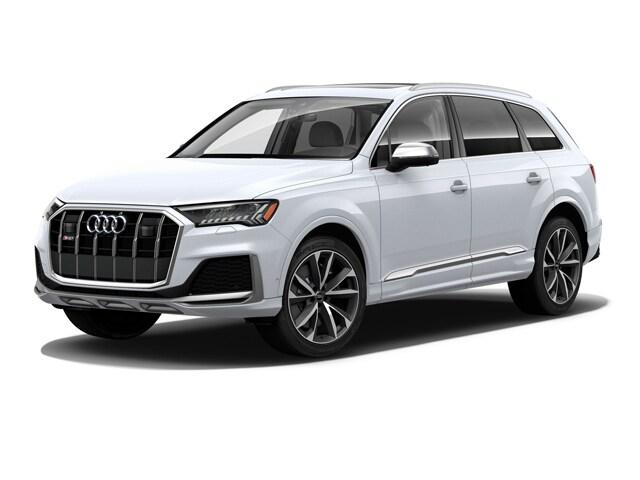 New 2021 Audi SQ7 4.0T Premium Plus SUV in East Hartford