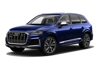 New 2021 Audi SQ7 4.0T Premium Plus SUV
