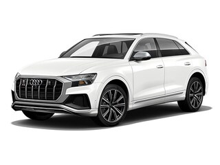 New 2021 Audi SQ8 Prestige SUV in Irondale