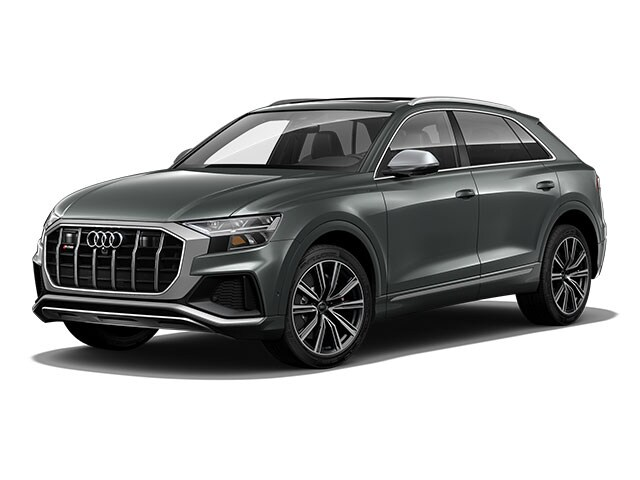 New 2021 Audi SQ8 4.0T Premium Plus SUV for sale in Brentwood, TN