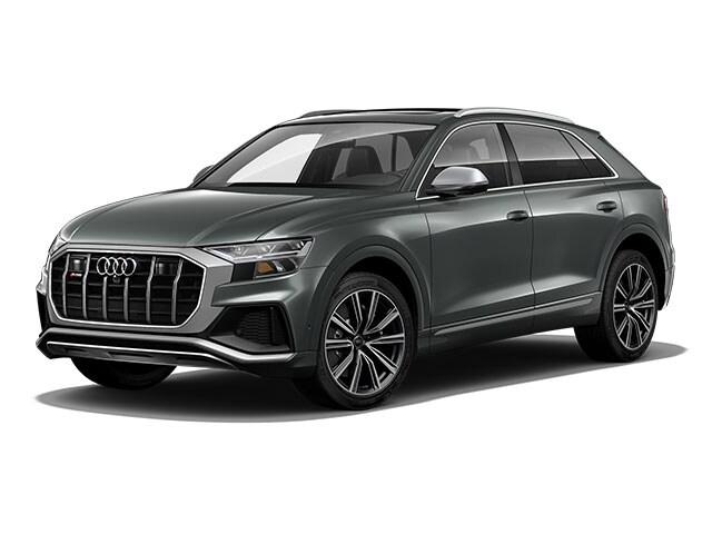 2021 Audi SQ8 4.0T Premium Plus Sport Utility