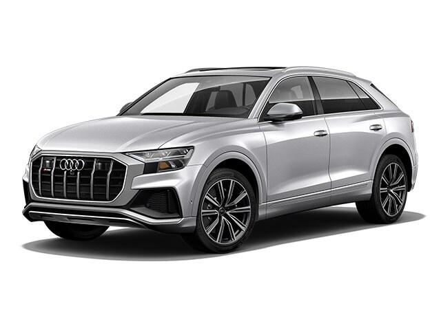 New 2021 Audi SQ8 4.0T Premium Plus SUV Oxnard, CA