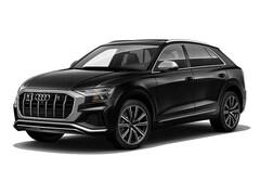 2021 Audi SQ8 Prestige 4.0 Tfsi Quattro Sport Utility