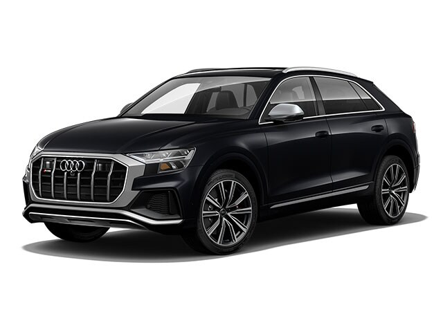 New 2021 Audi SQ8 4.0T Premium Plus SUV Oxnard, CA