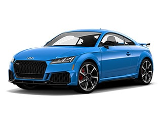 2021 Audi TT RS Coupe Turbo Blue