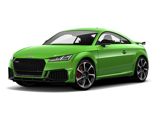 New 2021 Audi TT RS 2.5T Coupe