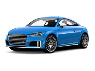 2021 Audi TTS Coupe Turbo Blue