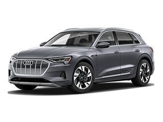 2021 Audi e-tron SUV Typhoon Gray Metallic