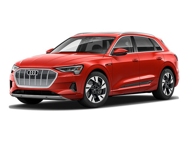 New 2021 Audi e-tron Premium Plus SUV WA1LAAGE4MB038093 for sale in Sanford, FL near Orlando