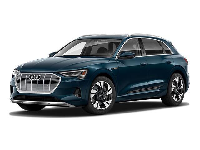 New 2021 Audi e-tron Premium Plus SUV WA1LAAGE9MB039255 for sale in Sanford, FL near Orlando
