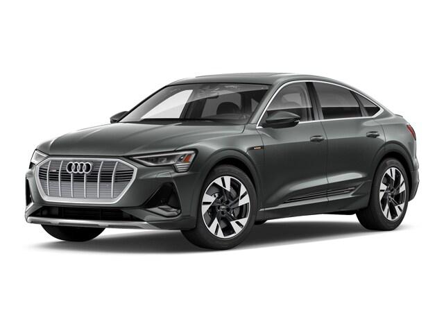 New 2021 Audi e-tron Premium SUV Los Angeles Southern California
