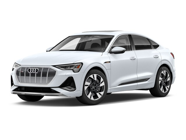 New 2021 Audi e-tron Premium SUV for sale in Houston